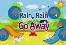 [영상/영어동요]Rain, Rain Go Away (비야, 비야 오지마) Children's Song
