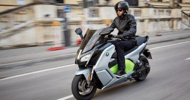 BMW 모토라드, 전기 맥시스쿠터 뉴 C 에볼루션 공식 출시