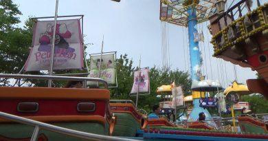 [영상/서울랜드 완전정복]서울랜드 놀이기구 환상의 나라 피터팬(Seoul land Attractions  PeterPan)