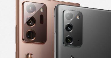 [영상]삼성전자, 온라인 '갤럭시 언팩'서 '갤럭시 노트20' 및 갤럭시 신제품 5종 발표