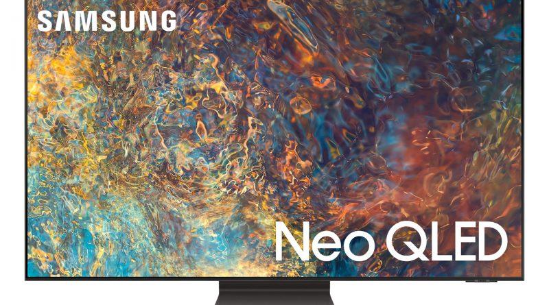 삼성 Neo QLED 4k, 영국서 연이어 최고점 행진…주요 매체 극찬